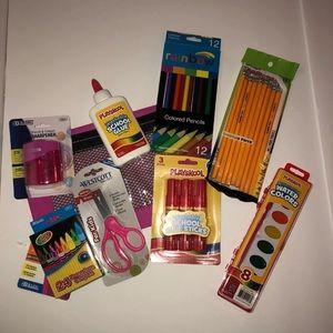 School Supplies Bundle